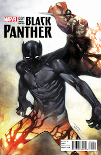 Black Panther #1 - Coipel Variant