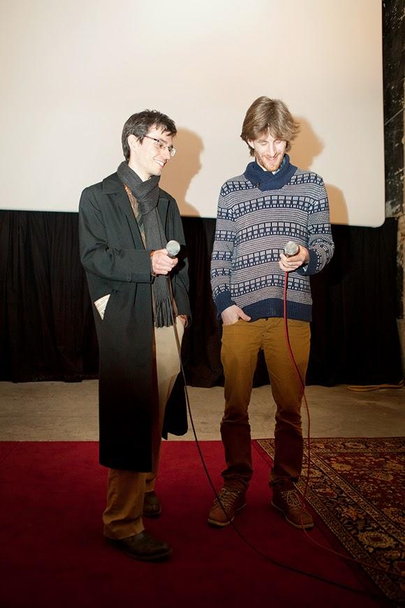 Joel Rabijns and Yves Sondermeier