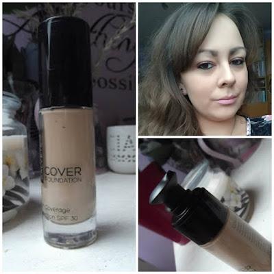 Gabriella Salvete  Cover Foundation make up