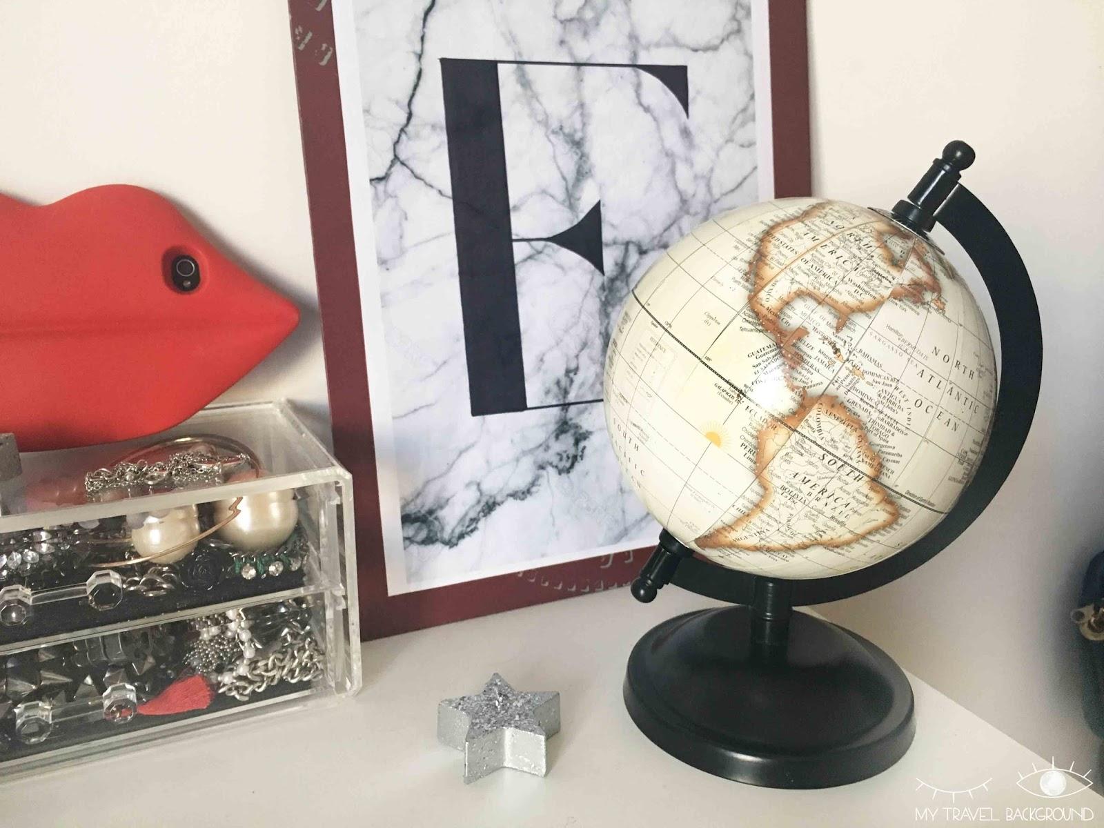 My Travel Background : 12 objets déco pour voyager depuis chez soi