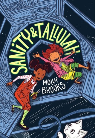 31926820 - SANITY & TALLULAH by Molly Brooks / #SanityandTallulah
