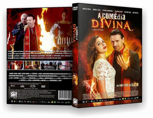 DVD-R A Comédia Divina 2018 – OFICIAL