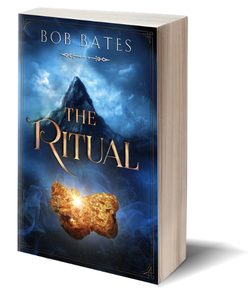 Image of paperback version of The Ritual by Bob Bates