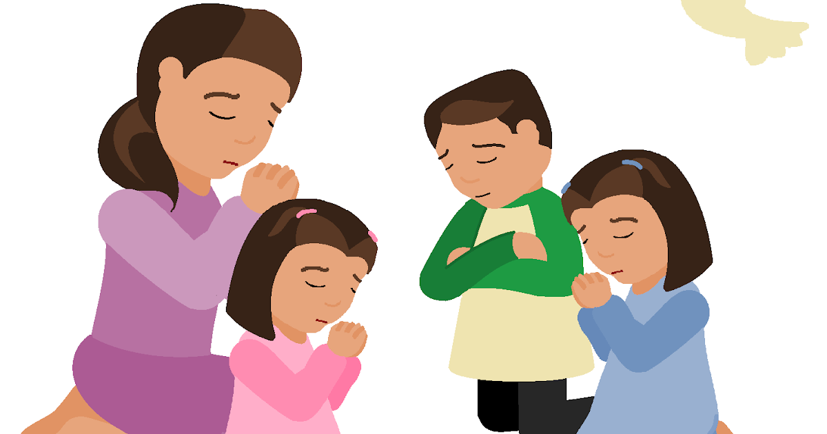 His Little Spark In The Dark: Importance of Family Prayer