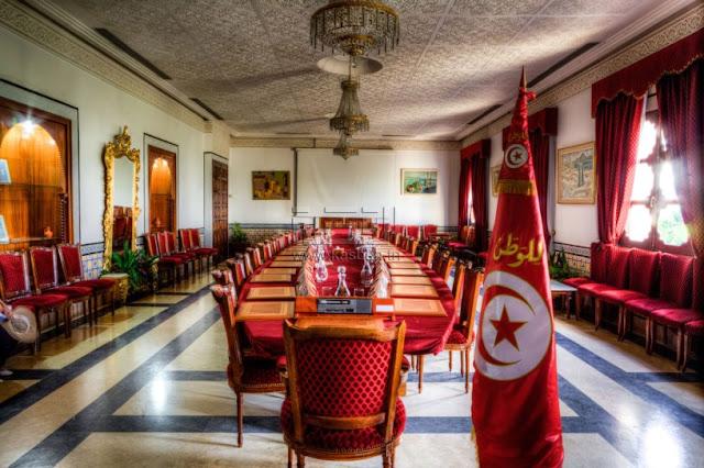 ماهو النظام السياسي في تونس