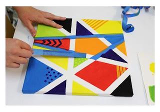 Cara Membuat Kerajinan Tangan Yang Mudah, Lukisan Anak 5