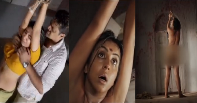 Sanjana Galrani Video leaked Online from Dandupalya 2