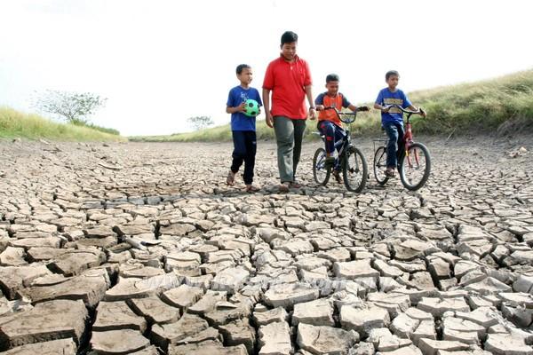 Suhu Semasa Fenomena El Nino