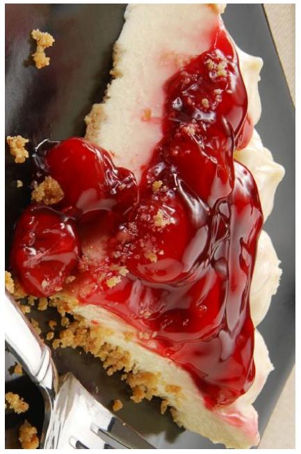 No-Bake Graham Cracker Cheesycake