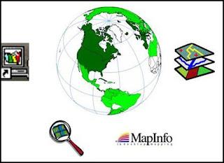 sistem informasi geografis dan jenis perangkat lunaknya