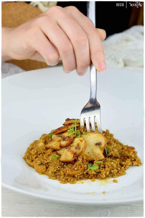 quinoa diabetes- quinoa colesterol- quinotto- recetas con quinoa
