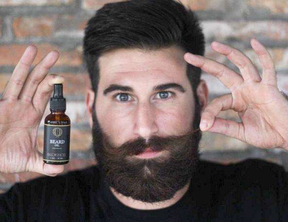 READY Ombak Beard Oil Untuk Yang Ingin Punya BREWOK  100% Import No KW