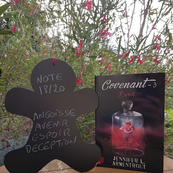 Covenant, tome 3 : Eveil de Jennifer L. Armentrout