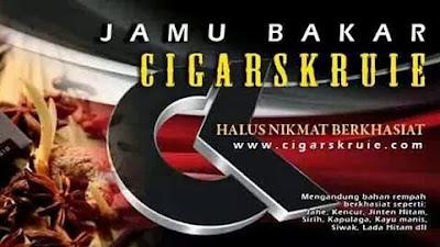 Rokok Kretek Kesehatan Herbal CigarsKruie