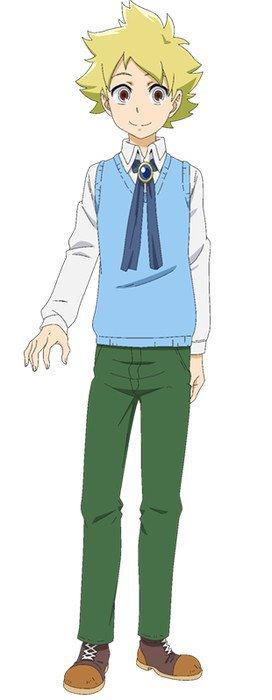 """Yuu Hayashi como Jiro """"Roji"""" Kusano"""