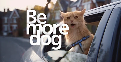 The Digital Post: O2- Be more dog