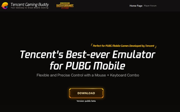Pubg Mobile Emulator For Pc Windows 7 8 10 Mac Free Download