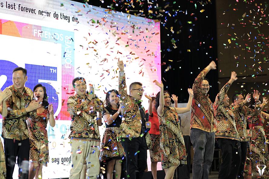 Reuni Maprada 92 - day 2 - Jetset Event Organizer Surabaya