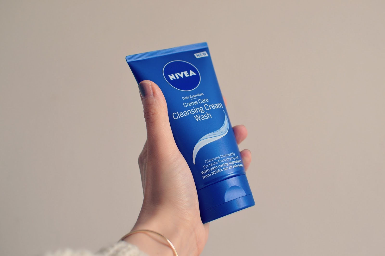 Nivea Cleansing Cream Wash first impressions review video