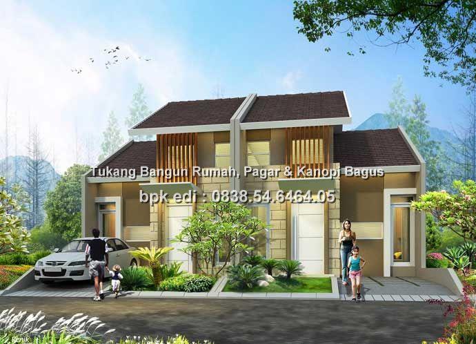Kanopi Minimalis Sidoarjo SBY Download Gambar Kerja 2D dan 3D