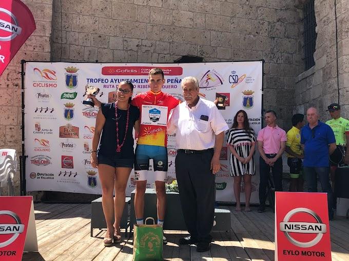 Carlos Rodríguez y el Polartec-Kometa, ganadores de la Copa de España júnior