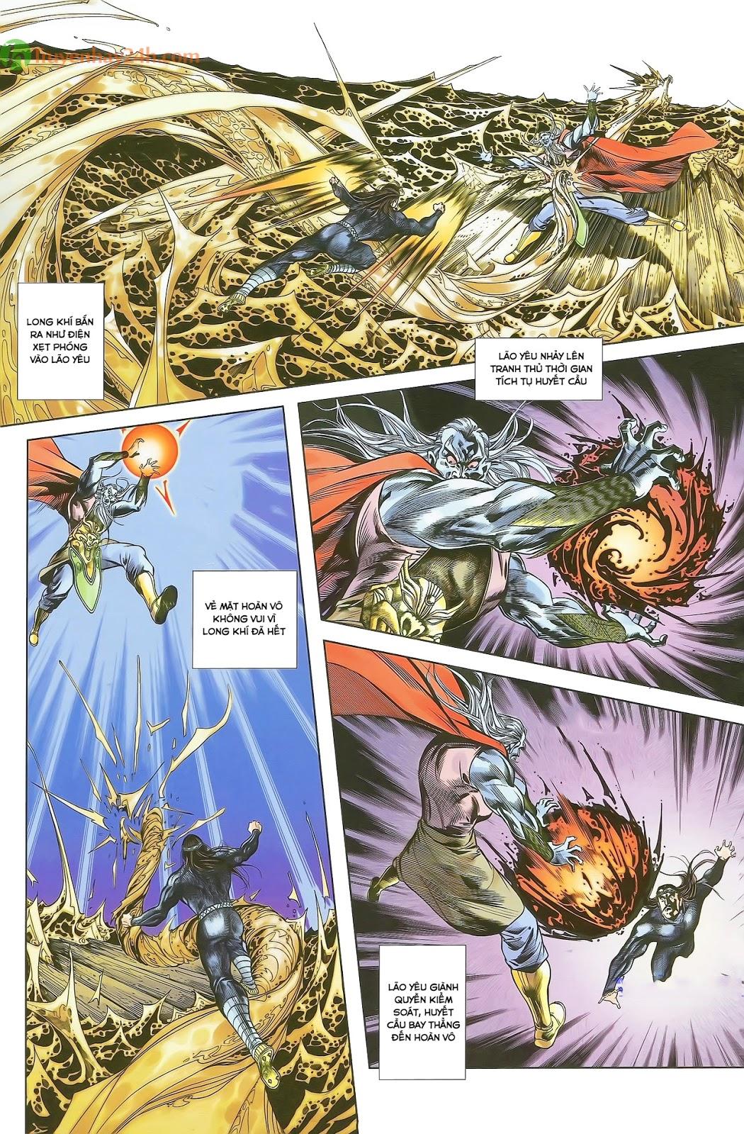 Tần Vương Doanh Chính chapter 28 trang 7