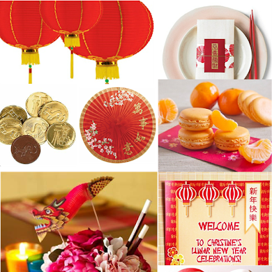 Last Minute Chinese New Year Party Ideas