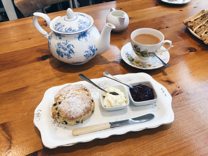 Finding The Best Cream Tea On The South Coast: Kettle & Cake, Southampton