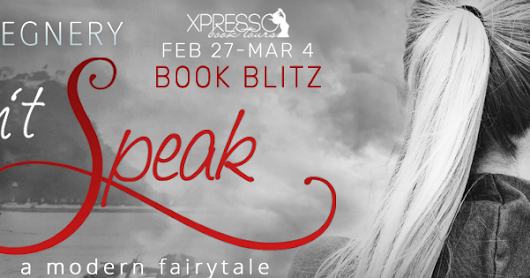 Don't Speak by Katy Regnery ❤️ Book Blitz & Giveaway ❤️ (New Adult Romance / Modern Fairytale)