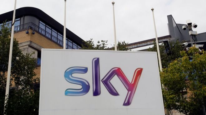 Sky and 21st Century Fox agree £18.5bn takeover deal
