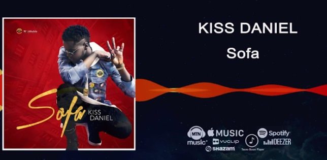 "Singer Kiss Daniel Amazing Song ""Sofa"" Drops Today - Fans Overwhelmed With Excitement"