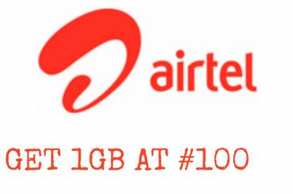 Airtel 1GB With 100 Naira - Airtel 100 Naira Subscription Cheat