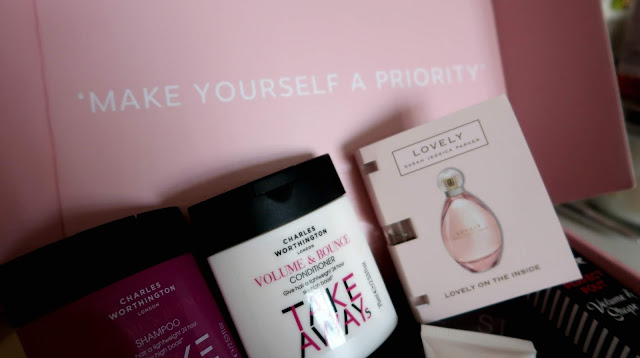 Danielle Levy, Roccabox, Charles Worthington, St Tropez, Sanctuary Spa, Lovely perfume, sarah jessica parker, beauty blogger, Liverpool blogger, Wirral blogger,