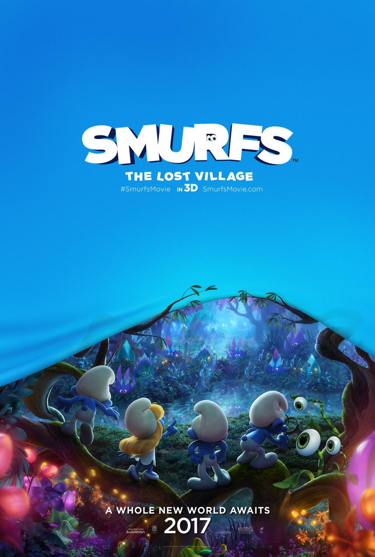 Nonton Film Smurfs: The Lost Village (2017)