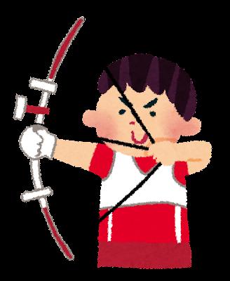 東京オリンピック2020 アーチェリーのメダリスト一覧