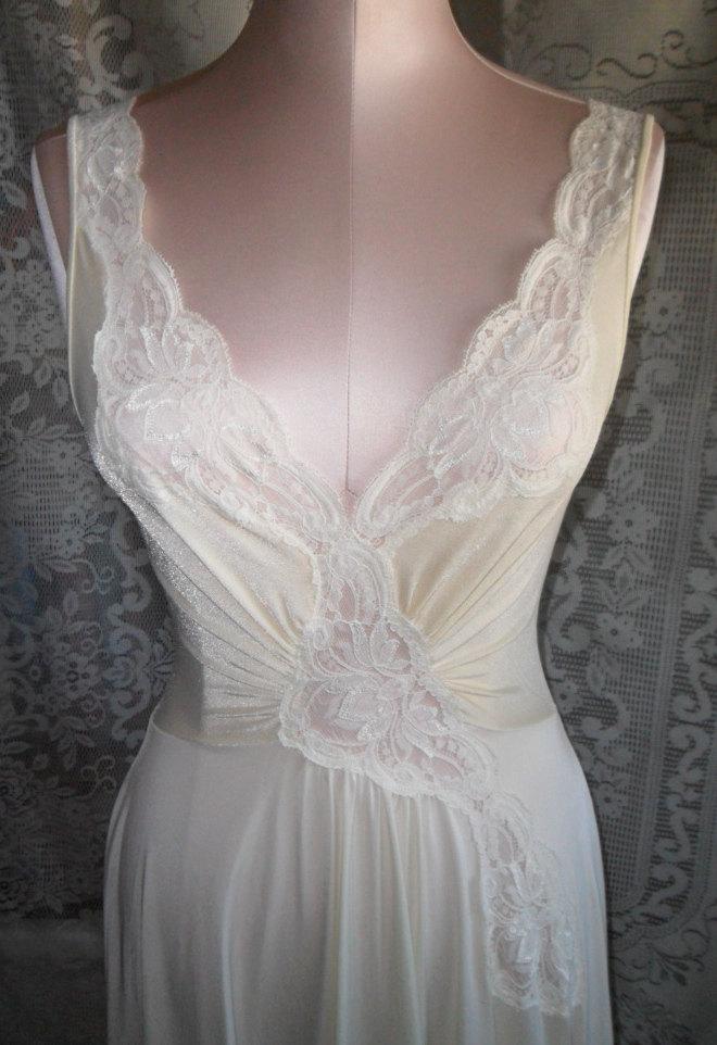 Desert Grace Boutique   Vintage Glamorous Olga Nightgowns 3cb2e2a83