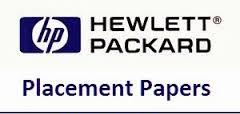 HP Placement Paper for Freshers - Interview Experience