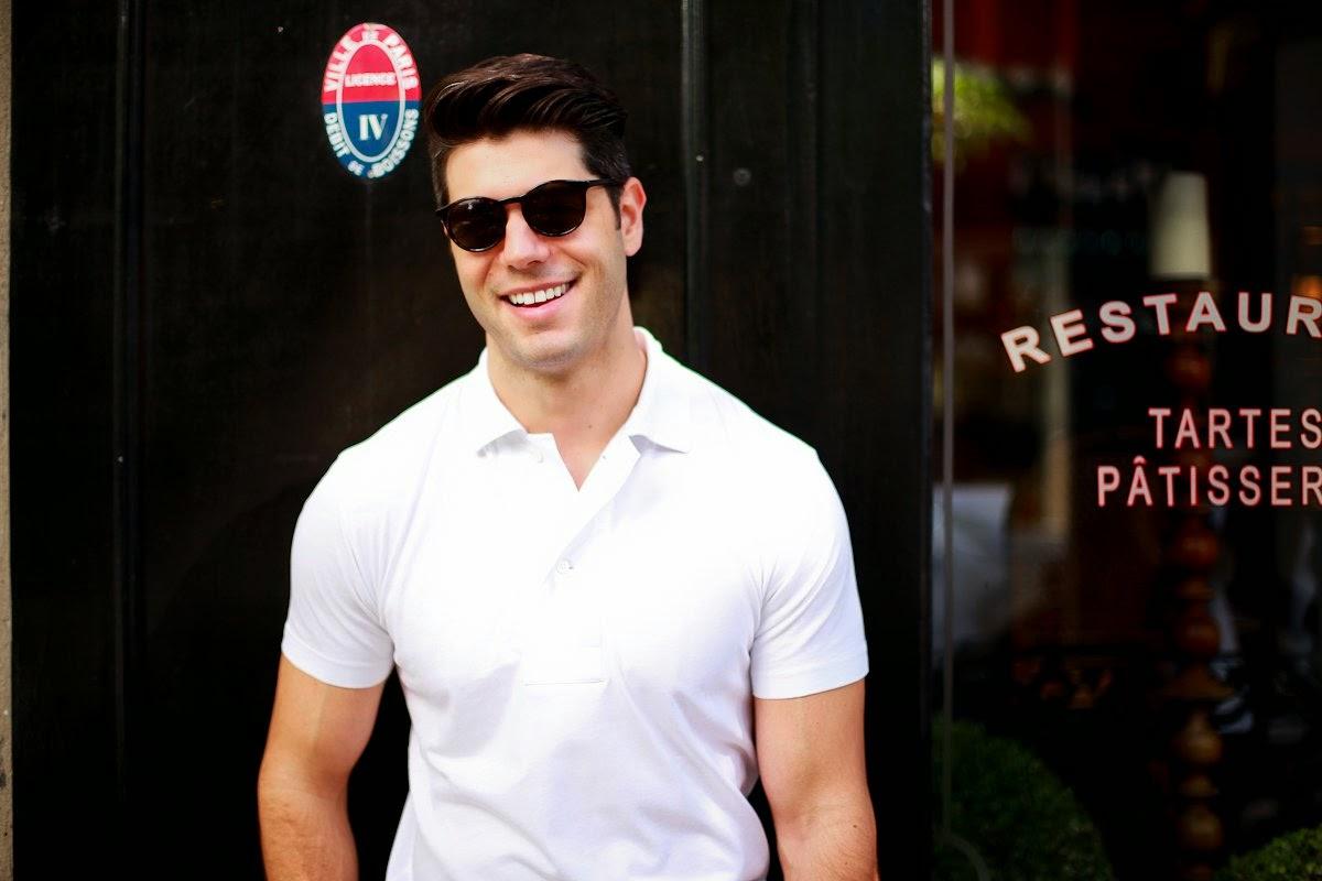 moda masculina para o verão 2015