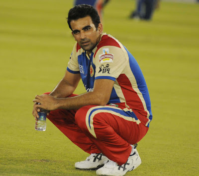 cricketer zaheer khan