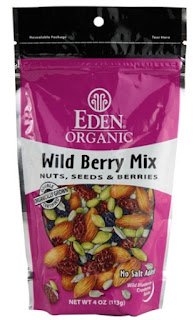 Eden Foods, Organic, Wild Berry Mix, Nuts, Seeds & Berries, 4 oz (113 g)  مكسرات مجففة