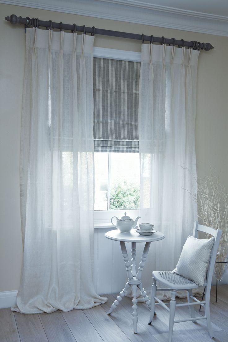 Diy Curtain Tie Back Ideas Backs Tiebacks Track