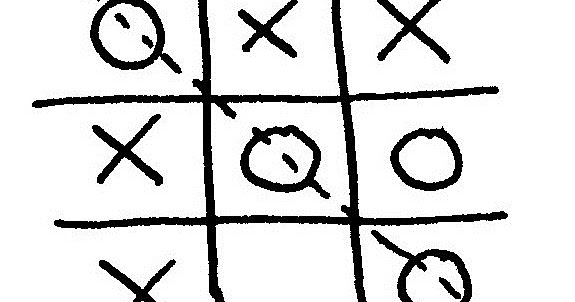 matheminutes: 4D Noughts and Crosses.