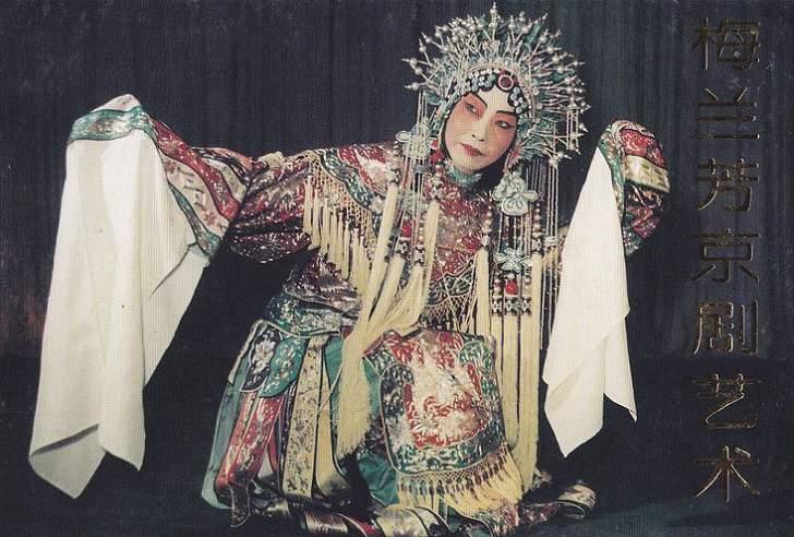Biodata Profil Mei Lanfang Tokoh Legendaris Opera Beijing