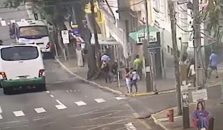 Vídeo: Polícia divulga imagens do suspeito de assassinar optometrista em Campina Grande
