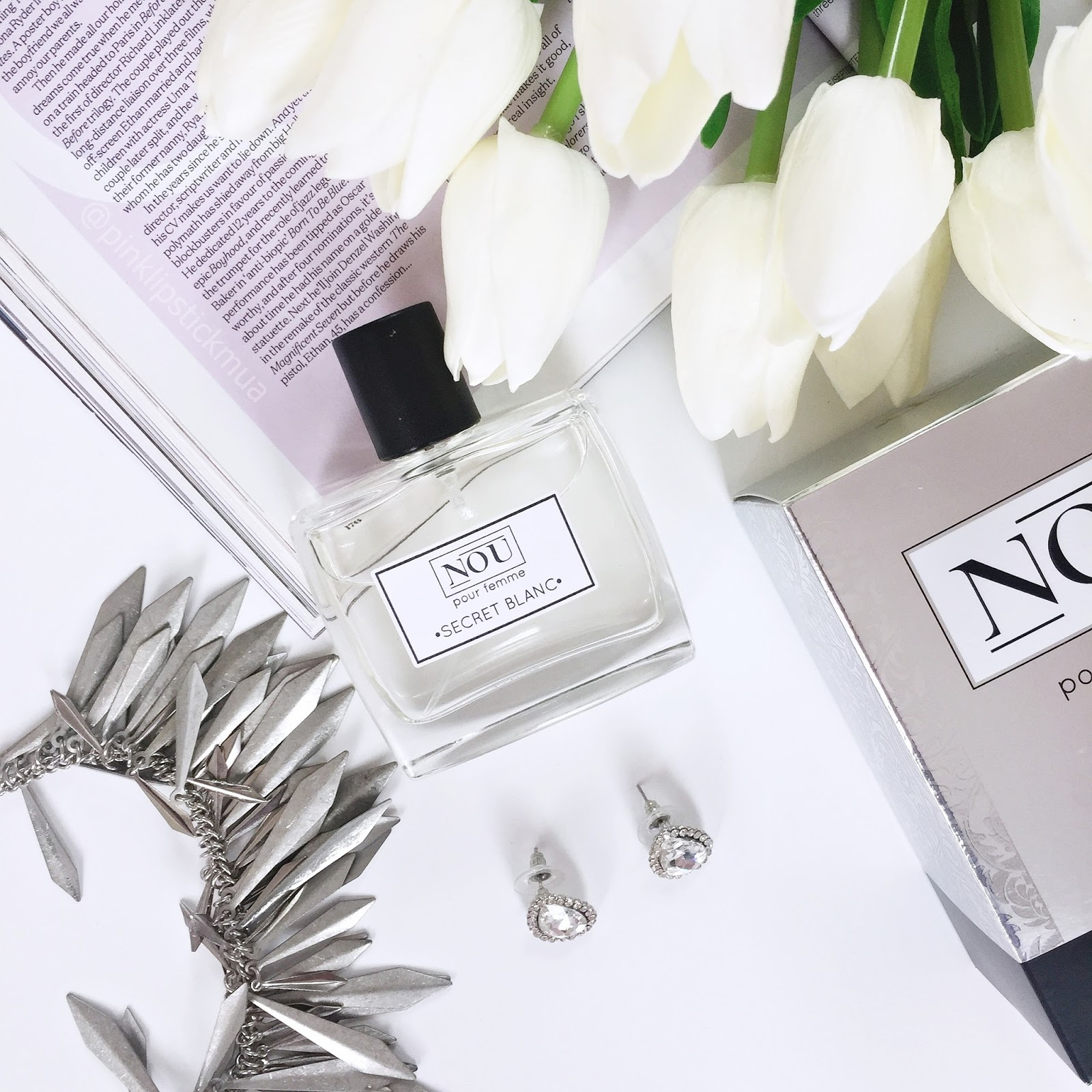 NOU Secret Blanc perfumy