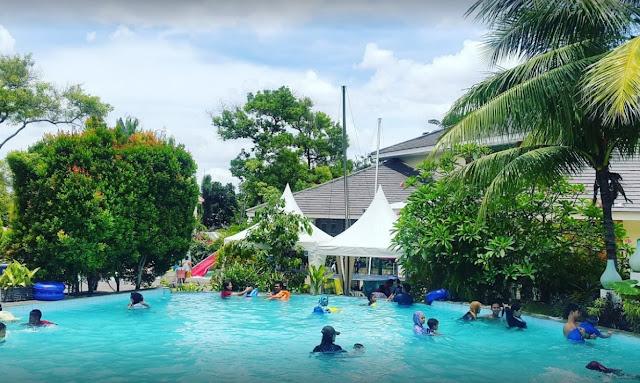 Harga Ticket Venetian Water Carnaval Waterpark Bekasi