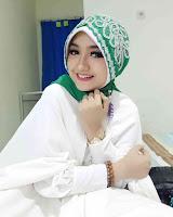 foto terbaru Jihan Audy walpaper jilbab