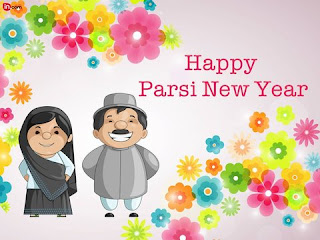 Happy Parsi New Year Facebook Message
