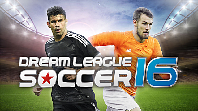 تحميل لعبة Dream league Soccer 2016 v3.05 مهكرة للاندرويد