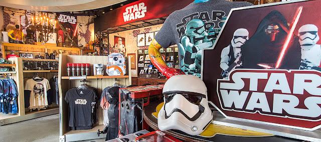 Loja Star Wars Galactic Outpost